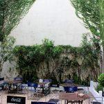 Onde ficar em Buenos Aires: Cyan Hotel Recoleta - Pátio Interno