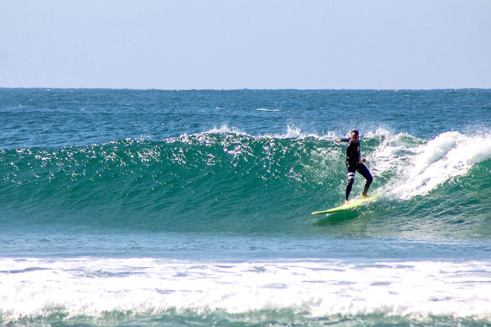 3º dia do Gay Surf Brazil: o dia de boas ondas no Rosa Sul - Foto: Divulgação/Thay Andrade