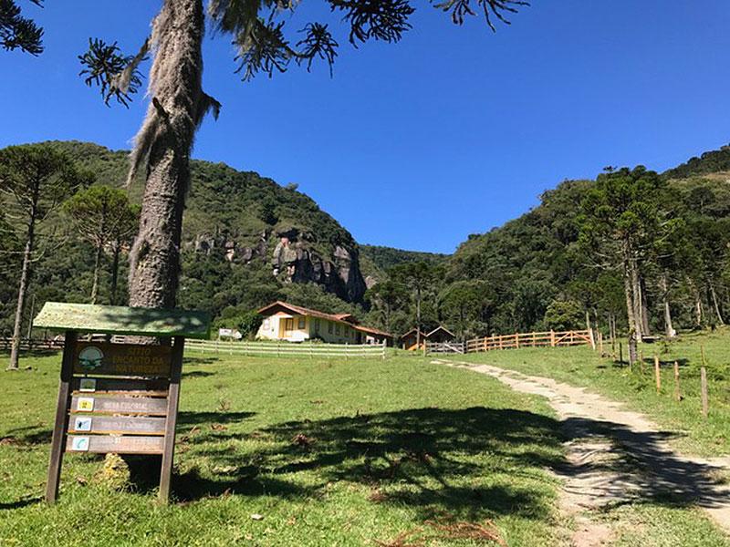 Ecoturismo: Pousada Cantos e Encantos, em Urubici (SC) - Foto: Mário Bonetti