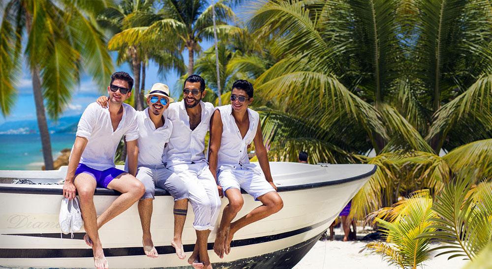 Festas LGBT em Puerto Vallarta, México - Foto: Divulgação