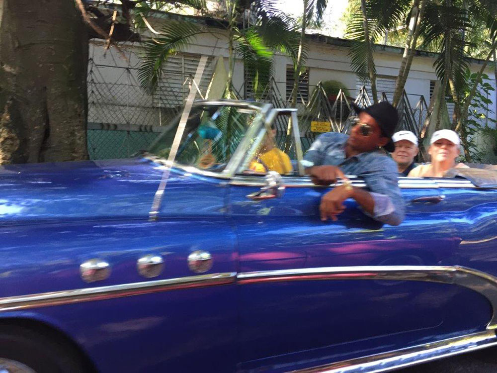Bairro Havana Vieja, em Havana, Cuba - Foto: Antonio e André