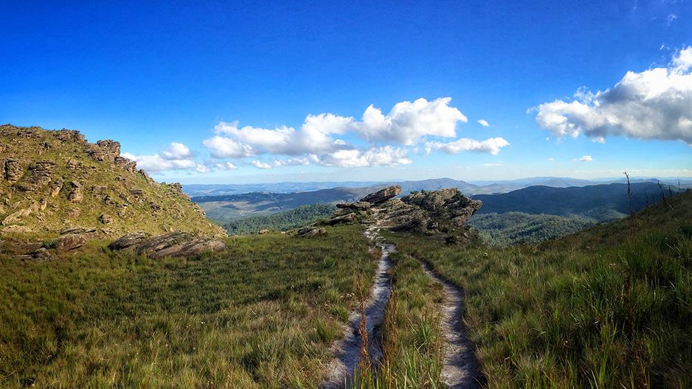 A volta depois do Pico do Itacolomi revela outras paisagens ❤️