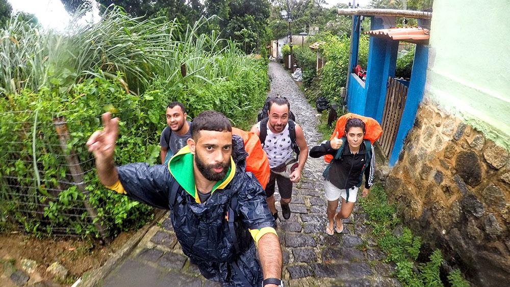 Aventura em Ilha Grande: Ânimo aê, bi! - Foto: Jeff Slaid
