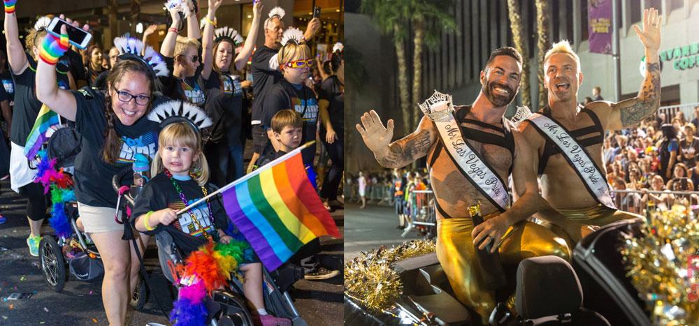Las Vegas PRIDE - Eventos LGBT em Las Vegas - Foto: Divulgação