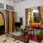 Hotel básico na Índia: um palácio pra chamar de nosso - Foto: Antonio & André
