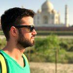 Taj Mahal, um delírio - Foto: Antonio & André