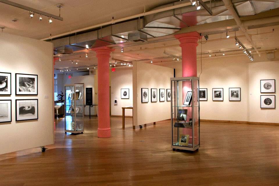 Interior do Museu de arte LGBT Leslie-Lohman, em Nova York (EUA) - Foto: Divulgação