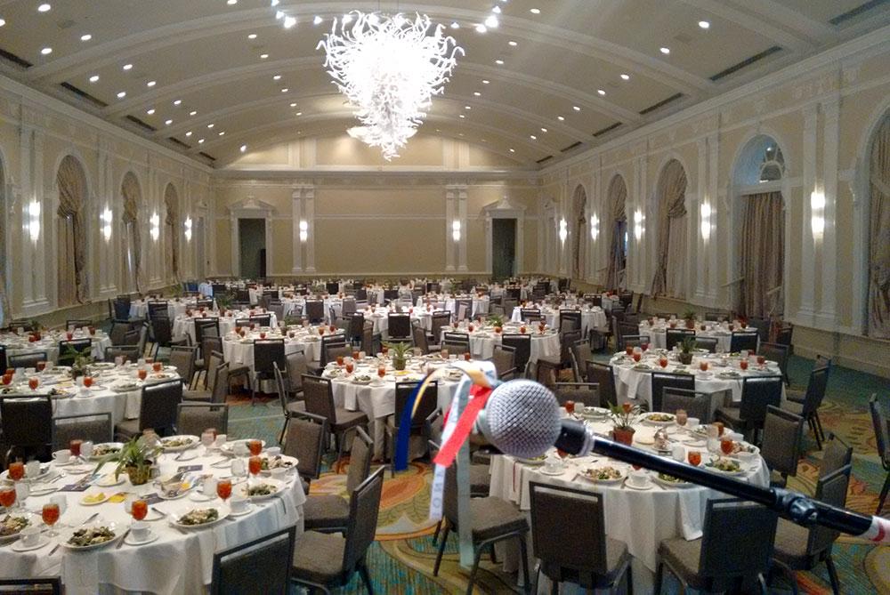 Panorama do Turismo LGBT: Almoço brasileiro na 34ª Convenção da IGLTA - Foto: Clovis Casemiro