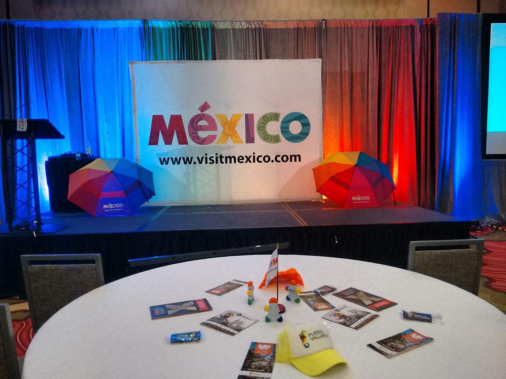 Panorama do Turismo LGBT: Café da manhã do México na 34ª Convenção da IGLTA - Foto: Clovis Casemiro