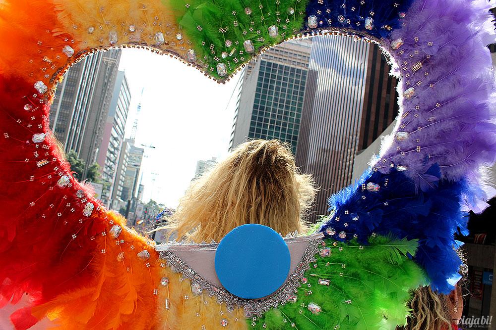 Muito amor no trio das Mães Pela Diversidade, na Parada LGBT 2017