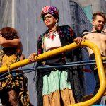Frida Kahlo também deu as caras na Paulista!