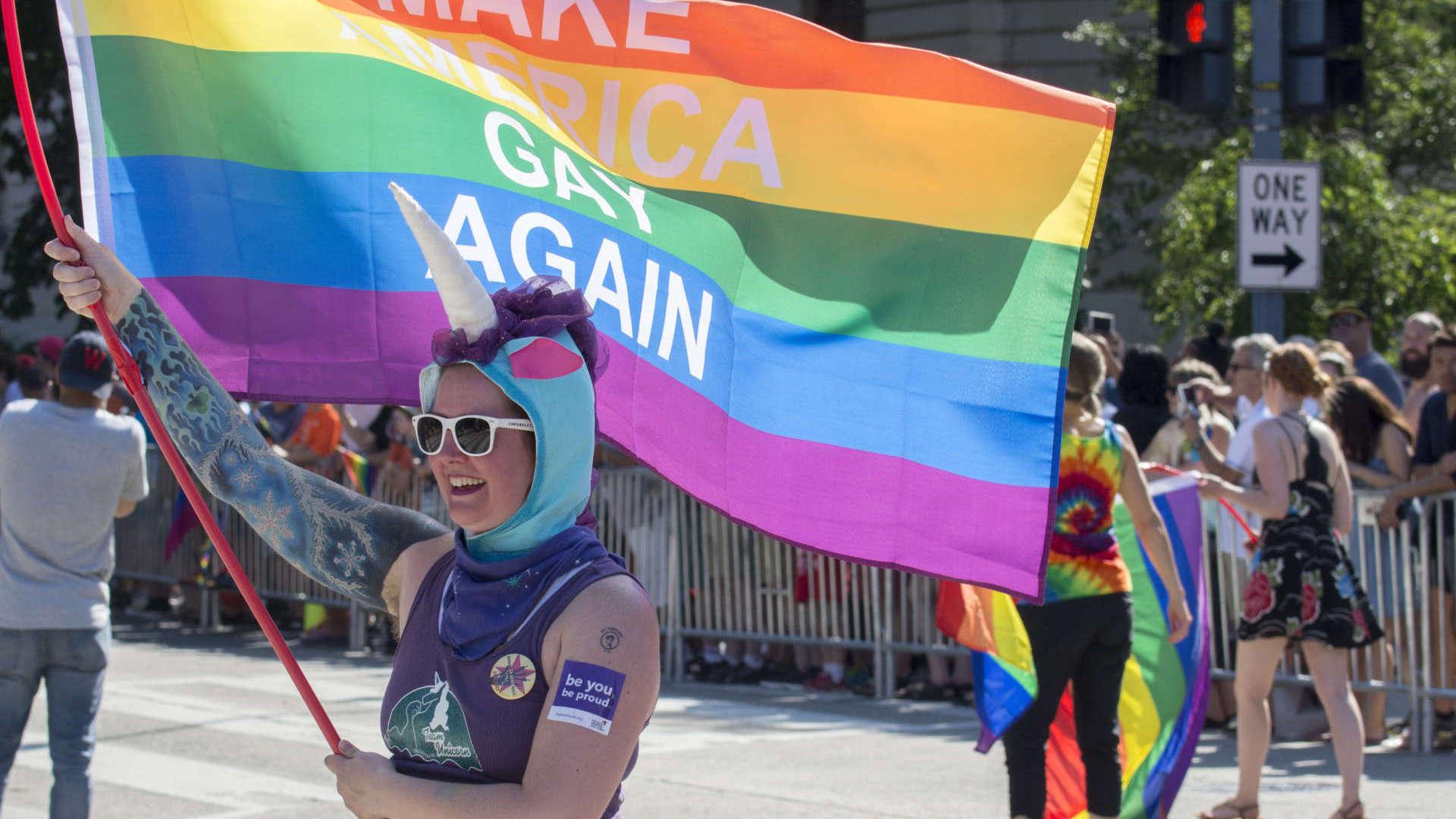 KLM dá desconto em passagem aérea para destinos gay friendly, como Washington DC, nos EUA - Foto: KLM/Divulgação