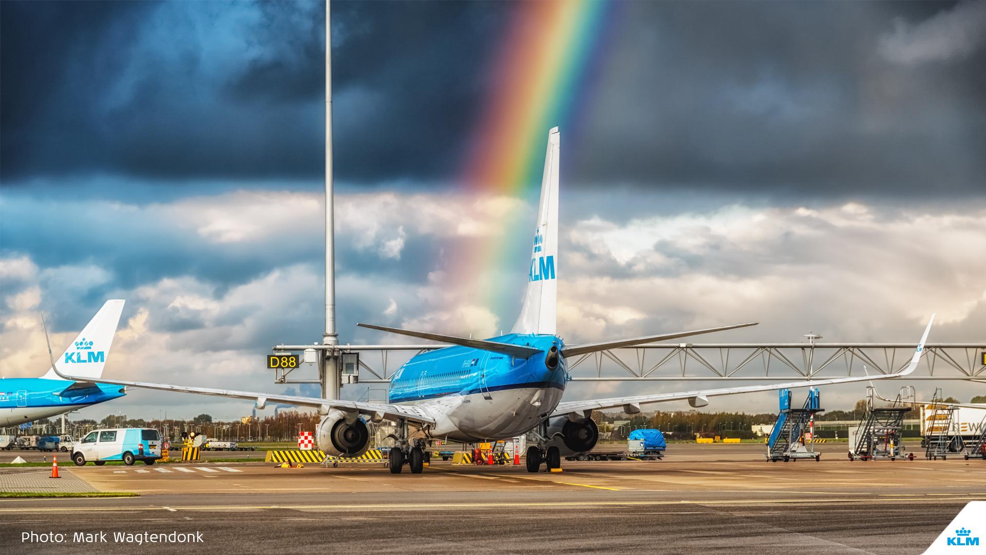 KLM dá desconto em passagem aérea para destinos gay friendly