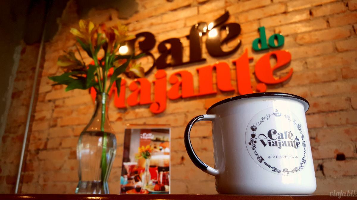 Café do Viajante, o melhor café em Curitiba