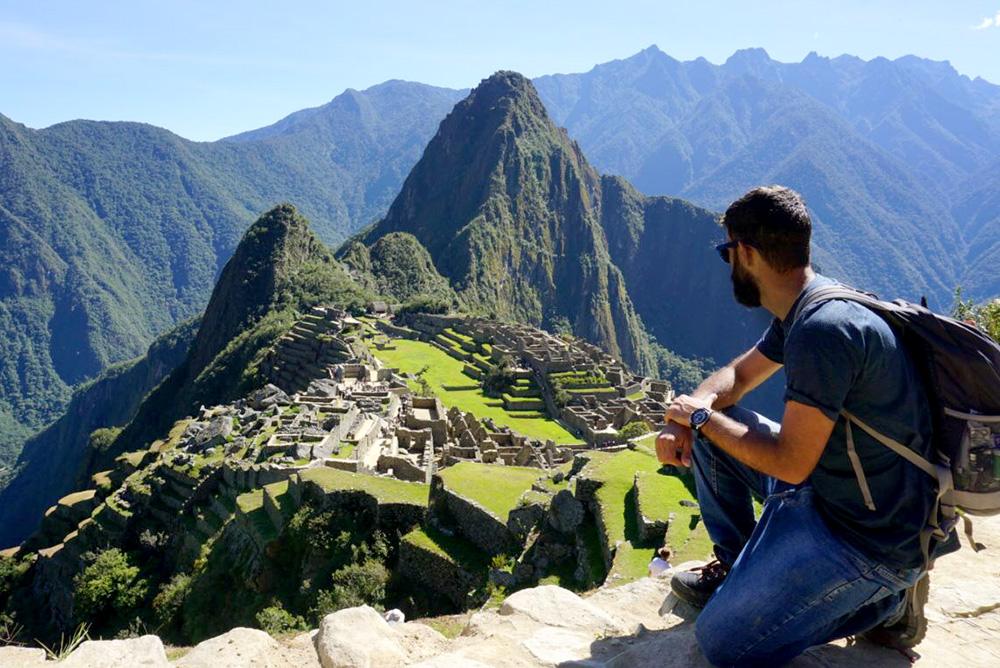 Como chegar a Machu Picchu: posando de galã na cidade perdida dos Incas - Foto: Jeff Slaid