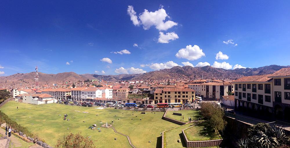 Como chegar a Machu Picchu: o passeio começa em Cusco, capital do Império Inca - Foto: Jeff Slaid