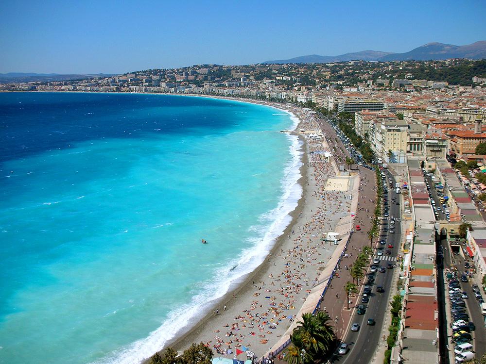 Melhores atrações e vida noturna gay na Riviera Francesa: Nice - Foto: Wikimedia