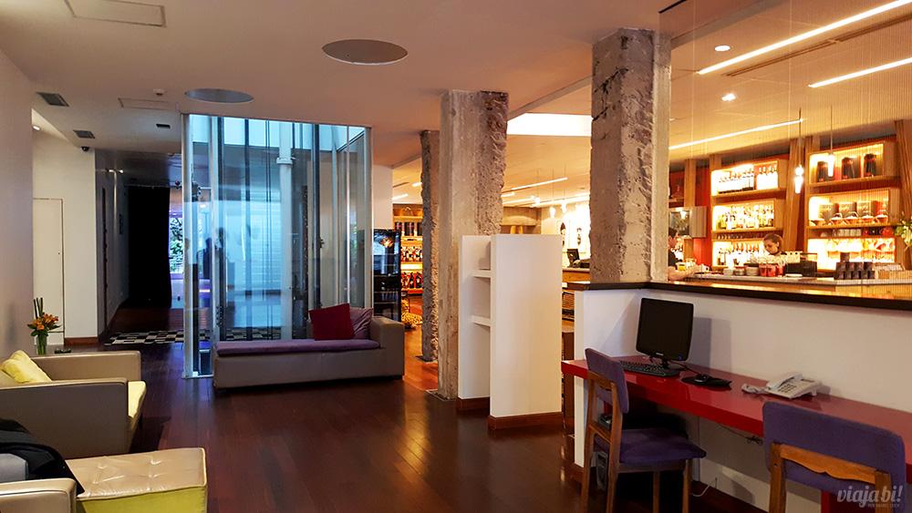 Hotel em Palermo: Lobby do Vitrum Hotel