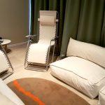 Hotel em Palermo: Sala de espera no spa do Vitrum Hotel
