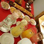 Hotel em Palermo: Café da manhã do Vitrum Hotel