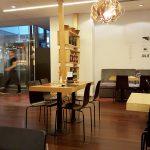 Hotel em Palermo: Bistrô Jolie, onde acontece o café da manhã pros hóspedes do Vitrum Hotel