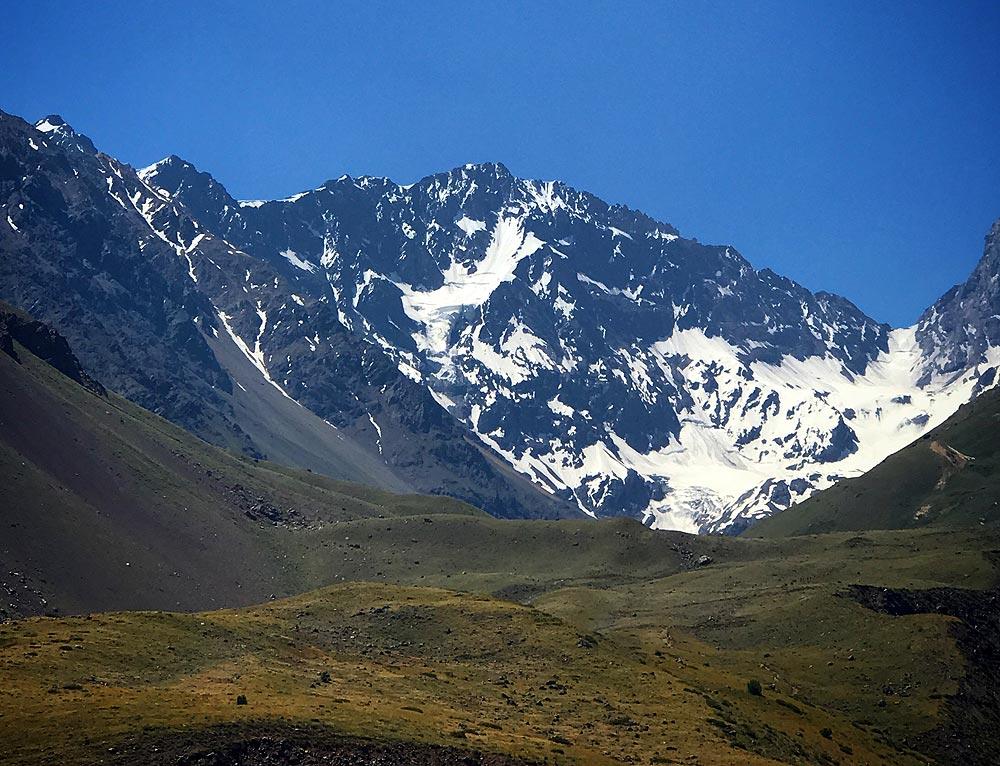 Cajón del Maipo, uma escapada natural no Chile - Foto Eduardo Gregori