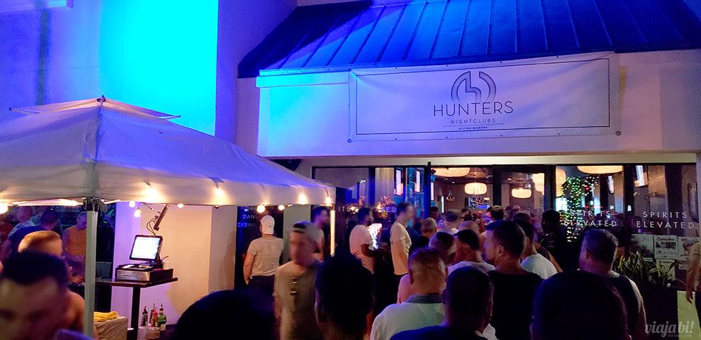 Entrada da Hunters Fort Lauderdale