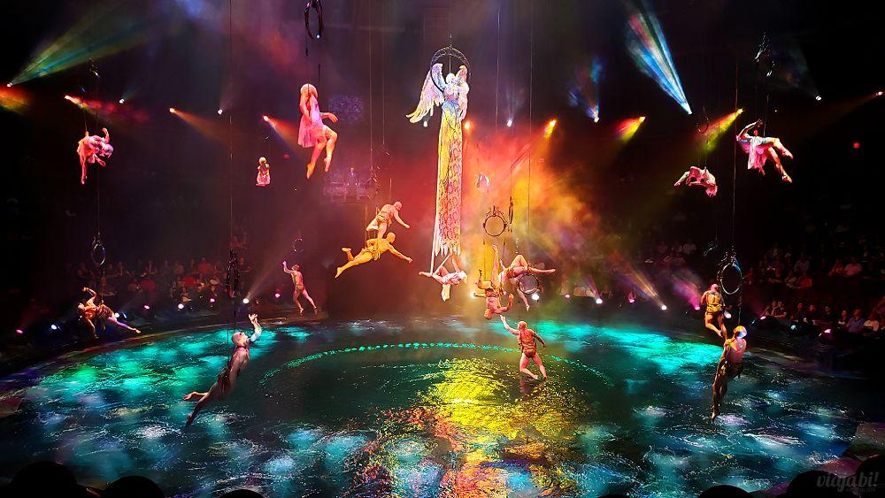 Shows em Las Vegas: Le Rêve - The Dream, no hotel Wynn