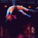 Zumanity, do Cirque du Soleil, no Hotel New York New York, em Las Vegas